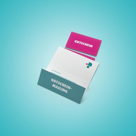 Gutschein-Selfmailer
