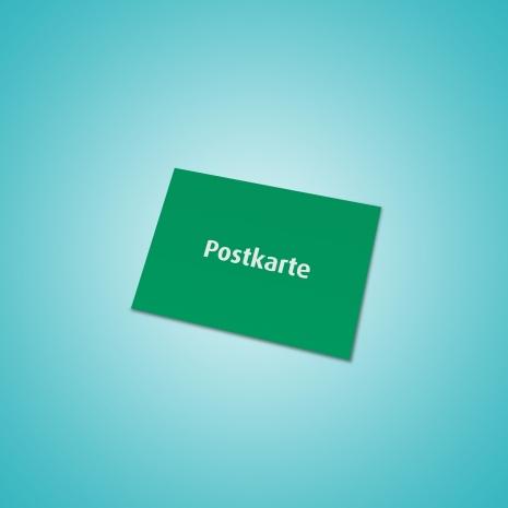 Postkarte A6