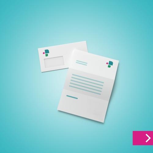 DIN Lang Mailing A4